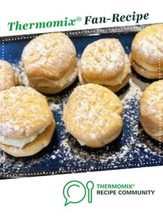 Dotty's Melting moments by monicaih. A Thermomix ® recipe in the category Baking - sweet on www.recipecommunity.com.au, the Thermomix ® Community.