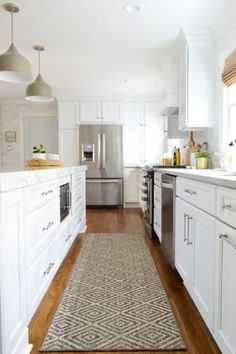 Merveilleux Five Kitchen Remodel Mistakes That We Made (So You Donu0027t Have To. Kitchen  Rug RunnersKitchen ...
