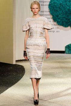 Ulyana Sergeenko Spring 2013 Couture Fashion Show - Henna Lintukangas