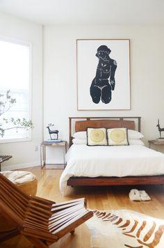 Nexus & Delila's Relaxed Organic Modern San Francisco Rental — House Tour
