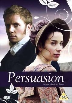 Persuasion is a wonderful story of love lost and then found.It's wonderful and reminds me I'm not the only one with such problems.