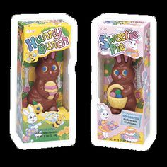 Hunny Bunny and Sweetie Pie by Palmer are Easter's favorite friends!
