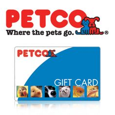 Enter to WIN – $100 Petco Gift Card #Giveaway!! (ends 5/6)  http://africasblog.com/2015/04/28/petco-gift-card-giveaway-2/