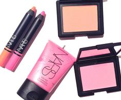 NARS is thinking pink for spring 2014—and here's what to buy from the latest makeup collection: http://beautyeditor.ca/2014/02/06/nars-spring-2014-makeup-review/