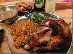 Roasted Chicken Roasted Chicken, Great Recipes, Restaurant, Meals, Drink, Food, Baked Chicken, Rotisserie Chicken, Beverage