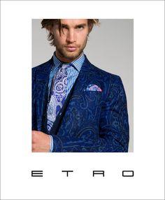 Tristan Burnett - Etro Style Book SS13