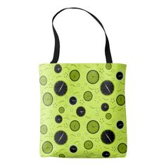 Where the #time goes #tote bag #zazzle #clocks