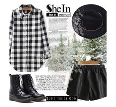 """""""SheIn 10/III"""" by saaraa-21 ❤ liked on Polyvore featuring Pottery Barn and shein"""