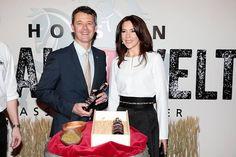 Frederik and Mary visit Carlsberg Brewery 20 May 2015