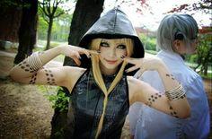 Soul Eater - Professor Stein and Medusa cosplay