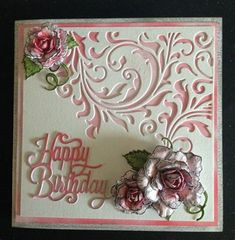 686 best images about Cards Using Die Cuts on Pinterest ...