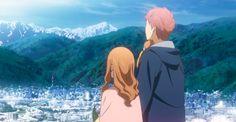 future Naho and Suwa