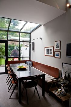 corner bench kitchen table Dining Room Contemporary with banquette seating bench black table built in bench glass