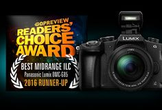 Best midrange ILC - Runner-up: Panasonic Lumix DMC-G85
