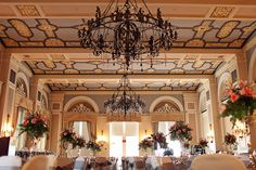 Wedding Ideas - Fairmont Hotel McDonald Edmonton Empire BallRoom