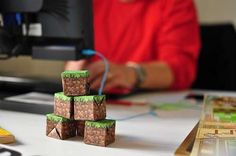 Minecraft papercrafts
