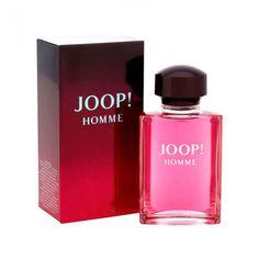 JOOP! HOMME EAU DE TOILETTE 125ML - Homme is a masculine oriental scent with a blend of Cinnamon, Jasmine and Honey.