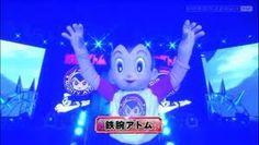 Astro Boy at NJPW Wrestle Kingdom VI