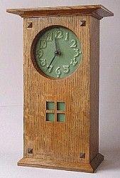 Mackintosh clock