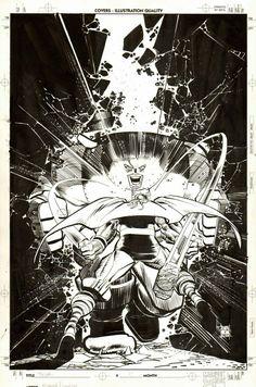 Thor cover by John Romita Jr and Klaus Janson (Thor v Juggernaut), in George Marvel Art Comic Art Gallery Room Marvel Art, Comic Art, Comic Covers, John Romita Jr, Art, Hero Arts, Cartoons Comics, Romita, Jr Art