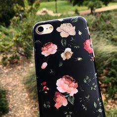 Making our way through  Dark Rose Case for iPhone 7 & iPhone 7 Plus from Elemental Cases