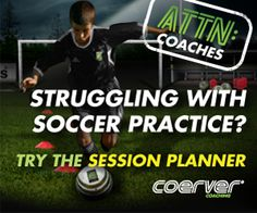 Coaching kids soccer, how to make soccer practice and game day dynamic and fun.