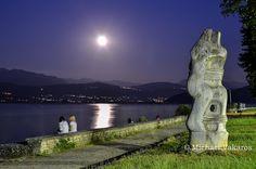 Photos from Ioannina: Με την πανσέληνο του Ιουλίου από την ιστοσελίδα photoioannina