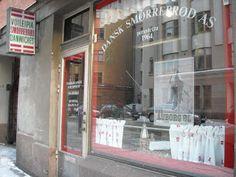 Tanskalainen Voileipä Oy Cygnaeuksenkatu  Cafés and the City: Tanskalainen Voileipä Oy - turistina omassa kaupungissa