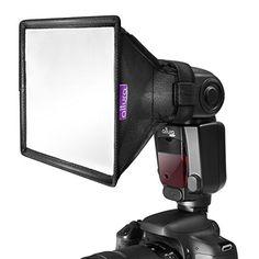 "Altura Photo 6"" x 5"" Universal Softbox Flash Diffuser for... https://www.amazon.com/dp/B01ERRQ802/ref=cm_sw_r_pi_dp_n06wxbX28PSYY"