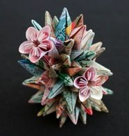 Geometric Currency Sculptures by Kristi Malakoff paper origami money geometric currency Money Origami, Origami Paper, Oragami, Crafts To Make, Arts And Crafts, Diy Crafts, Origami Paloma, Paper Art, Paper Crafts
