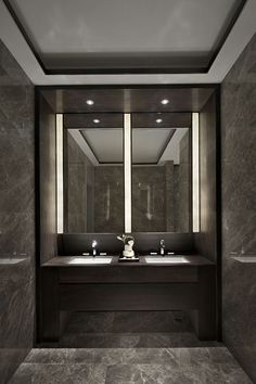 Luxury Bathroom Ideas is very important for your home. Whether you choose the Luxury Bathroom Master Baths Log Cabins or Luxury Bathroom Master Baths Glass Doors, you will create the best Master Bathroom Ideas Decor Luxury for your own life. Small Bathroom Mirrors, Bathroom Spa, Simple Bathroom, Modern Bathroom Design, Bathroom Interior Design, Home Interior, Bathroom Ideas, Spa Tub, Bathroom Towels