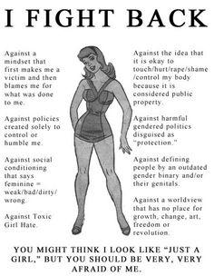 #feminism #DIY #zine #queer #politics