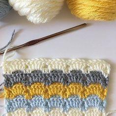 """110 Beğenme, 1 Yorum - Instagram'da Tığişi - Örgü - Elişi - Hobi (@orguislerim_): """"#tığişi #örgü #crochet #crocheting #baby #model #battaniye #hobi #crochetlove #love #colours #aşk…"""""""