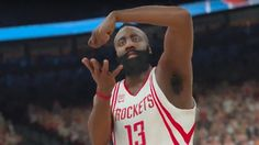 NBA 2K17 Official NBA All Star 2017 Starters Trailer James Harden and Kevin Durant represent the Western Conference while LeBron James and Jimmy Butler are the highlights for the Eastern Conference. January 23 2017 at 04:49PM  https://www.youtube.com/user/ScottDogGaming
