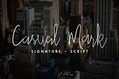 Casual Mark Script and Casual Mark Script Bold #greetings #ligatures #elegant #display #connecting #connected #allconnecting #swash #lowline #wishlist #script #signature #stylish #modern #natural #organic #packaging #pen #penmanship #personal #flowing #freehand #friendly #handmade #handwritten #headline #ink #inked #legible #lettering #cursive #casual #calligraphy #calligraph #alternates #penscript #handwriting #authentic #logo #logotype #hand #drawn #hand #lettering #mark #marker #rustic…