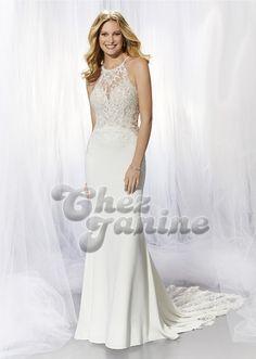 Boutique Chez Janine – Brautmode, Brautkleider und Festmode für Sie und Ihn - Schmal