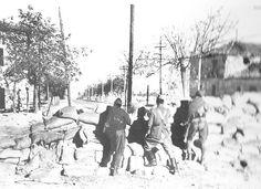 24 noviembre 1936 - legiones extranjeras cierra barricadas en Madrid | por…