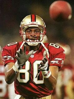 Jerry Rice - #80 S.F. 49ers