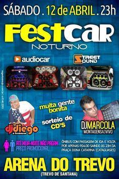 Fest Car Noturno