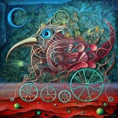 Night Traveler II by FrodoK.deviantart.com on @deviantART