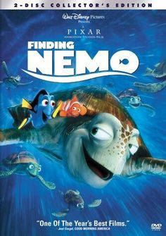Nemo, a young clownfish is captured and taken to a dentist's office aquarium. It's up to Marlin, his father, and Dory, a friendly but forgetful regal blue tang fish, to make the epic journey to bring Nemo home from Australia's Great Barrier Reef.- - - -http://pinterest.com/adammcnay/flicks/