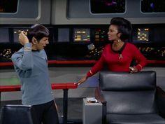 """Star Trek 3 x 17 """"That Which Survives"""""""