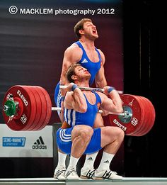 akkaev, defys the laws of physics.   every lift looks like shit, but hes so strong it doesnt fucking matter
