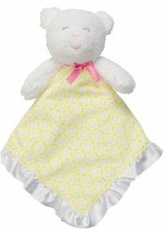 Yellow Teddy Bear Snuggle Buddy Rattle Security Blanket by Carter's Carter's,http://www.amazon.com/dp/B00B4G940G/ref=cm_sw_r_pi_dp_y6Awtb0377E505MW
