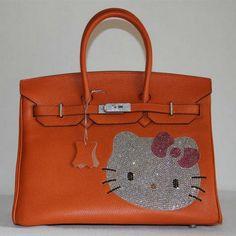 hermes replica embossed handbag
