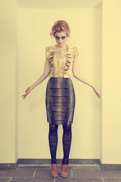 Young Contemporary Designers Debut at Scoop International | 12 - 14 February, 2012 | Saatchi Gallery - London | Fashion Trendsetter