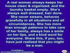 Real woman?