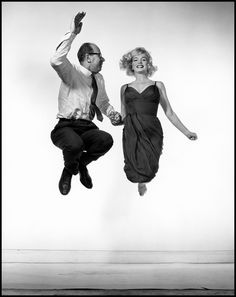 Jump: lendárias fotos de Philippe Halsman ganham livro reeditado