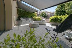 frassinagodiciotto / terrazzo minimale, bologna