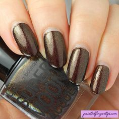 Swatches and a GIVEAWAY! Supermoon Lacquer The Chosen Collection - Painted Fingertips